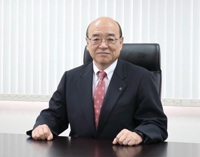 代表取締役社長 若林秀博